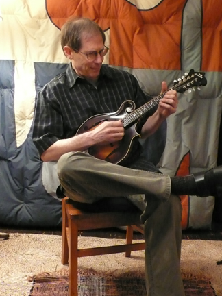 Jan DeWeese banjo teacher